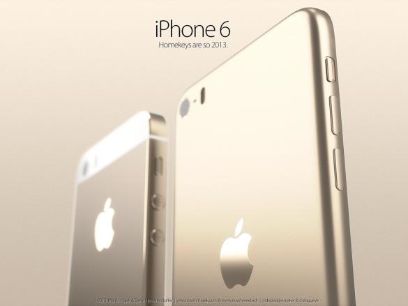A traseira do iPhone assemelha-se ao mais atual modelo de iPod Touch, né, gente? Só eu que estou apaixonado por esse telefone?