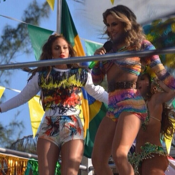 jennifer lopez claudia leitte - videoclipe - we are one_007