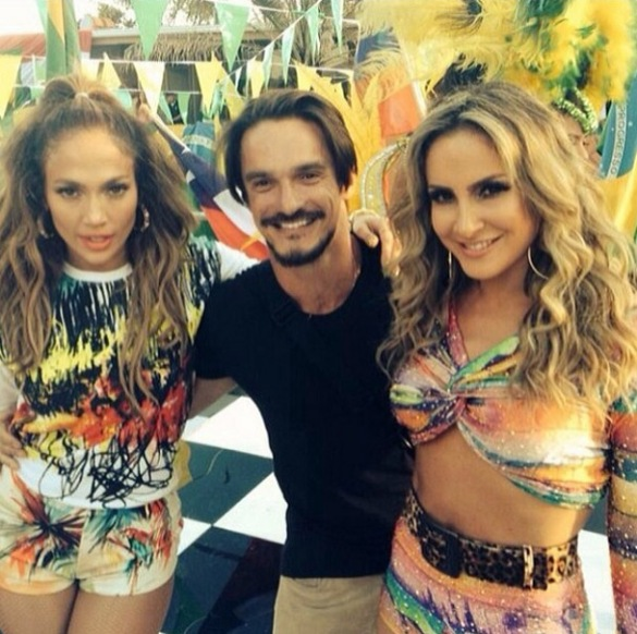 jennifer lopez claudia leitte - videoclipe - we are one_008