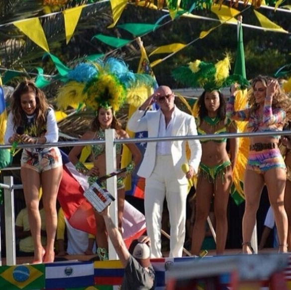 jennifer lopez claudia leitte - videoclipe - we are one_009