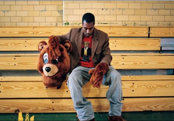 Kanye cheio de marra, sempre