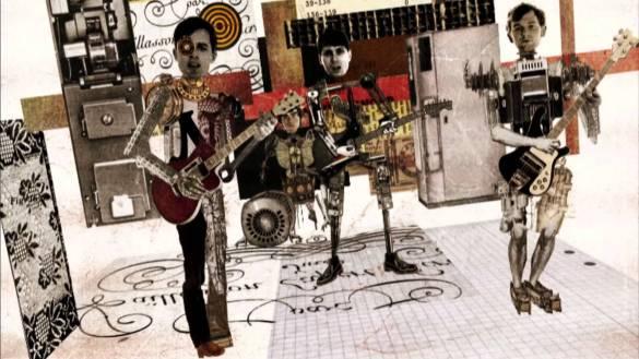 Indie-rock que todos amam