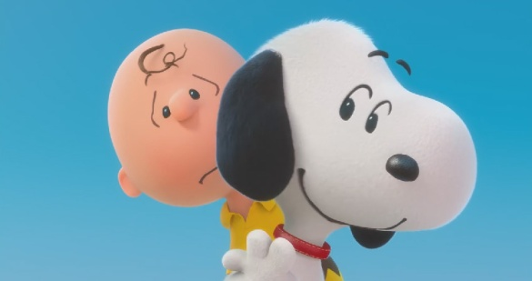 peanuts movie trailer - brasil - cinema