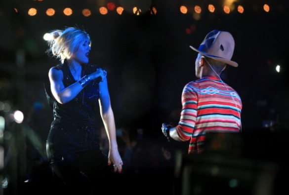 2014 Coachella Valley Music and Arts Festival - Day 2