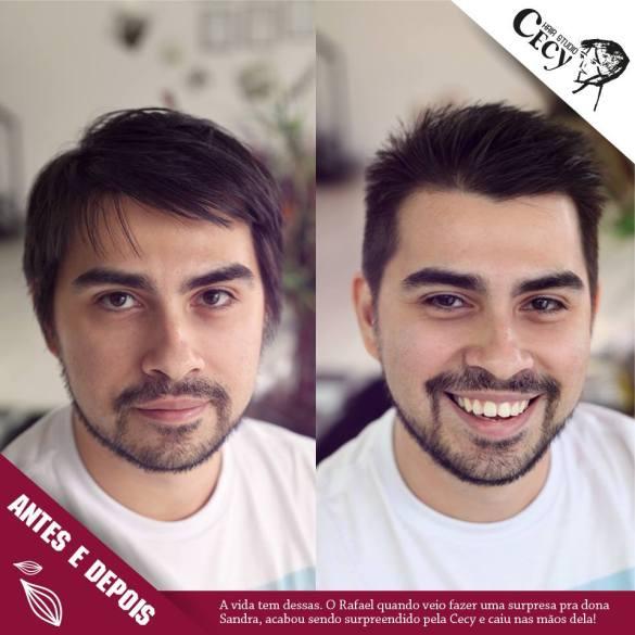 rafael froner - cecy hair studio