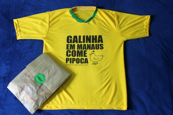 camiseta_galinha em manaus come pipoca_copa 2014 camiseta